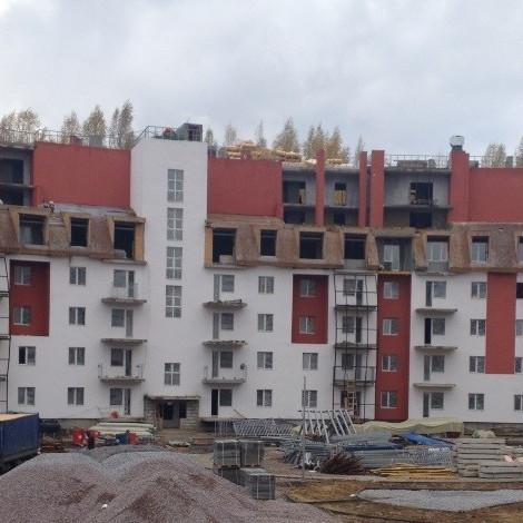 ЖК Земляничная Поляна,этапы работ,ход строительства